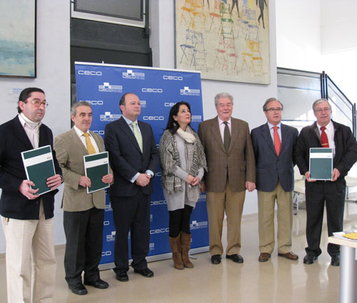 LAS TRES EMPRESAS GANADORAS DE LOS PREMIOS CONCILIA PLUS 2013 RECIBEN UNA GRATIFICACIÓN DE 1.000 EUROS